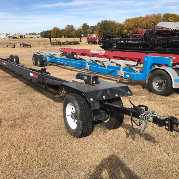 header trailers for sale