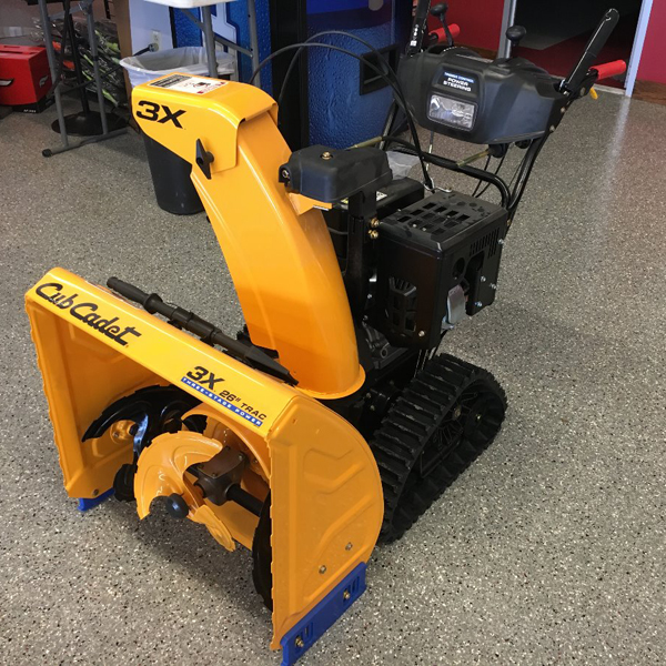 shop snow blowers, generators and other miscellaneous equipment at Hoxie Implement in Hoxie, KS