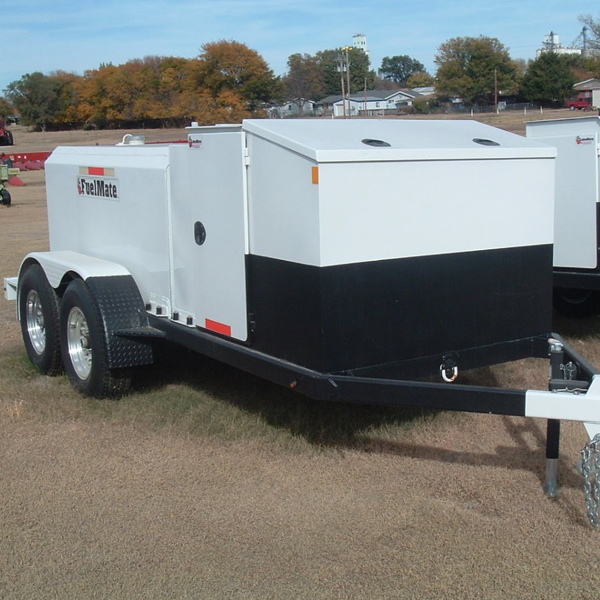 shop trailers at Hoxie Implement in Hoxie, KS